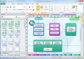 block diagram software  view examples and templatesin the basic diagram category  you can double click the block d or block d template thumbnail  then the relative block shape drawing shapes will be opened