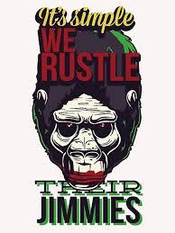 """It's <b>simple</b>, <b>we Rustle</b> gift idea"" Poster by DirtySnake | Redbubble"