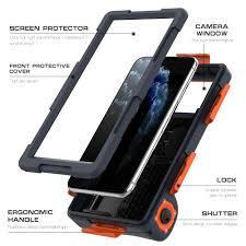[<b>SHELLBOX</b>] Professional Diving Phone <b>Case</b> For iPhone SE 2020 ...