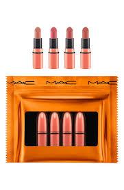 <b>MAC Shiny Pretty Things</b> Nude Mini Lipstick Kit ...