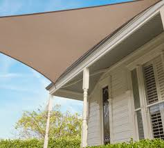 shade solutions x everyday triangle shade sail coolaroo everyday triangle shade sail bee
