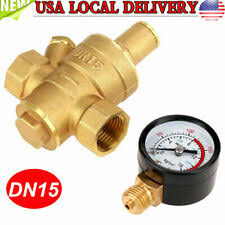 <b>Water Pressure</b> Gauge In other Valves & Manifolds for sale | eBay