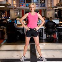 I'm a Runner: Mika Brzezinski | Runner's World via Relatably.com