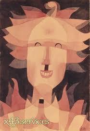 Galerie Paul Klee: Verschiedenes - Paul-Klee-Maske