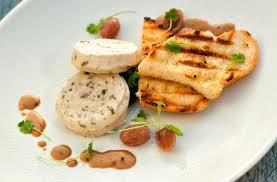 Warm <b>Rabbit Mousse</b> with Cream Sherry Sauce - Taste of Game
