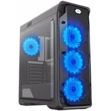 Купить <b>корпус GameMax StarLight Black</b>/Blue (LC-Power 988B ...