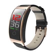 <b>CK11C</b> Color Screen Smart Bracelet Blood Pressure Heart Rate ...