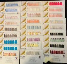 Лаковые <b>наклейки для ногтей</b> Color Street - огромный выбор по ...