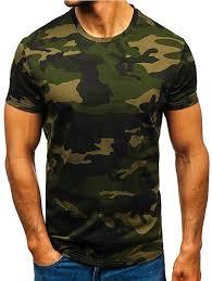 Joopee Summer Men T Shirt, Fashion Camouflage ... - Amazon.com