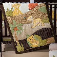 the lion king premier 7 piece crib bedding set baby mickey crib set design