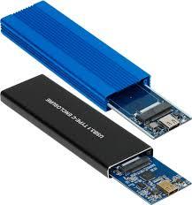 Обзор двух USB-коробочек для NVMe-накопителей на чипах ...