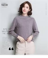 Hot Sale Women Sweater <b>100</b>% <b>Pure Cashmere</b> Wool Knitted ...