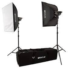 Комплект импульсного <b>света Raylab Axio</b> III 400 Basic Kit купить в ...
