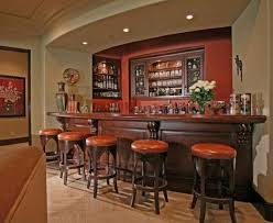 decoration classic style home bar awesome home bar decor small