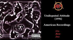39 <b>Slayer</b> - <b>Undisputed</b> Attitude (cd 1996) - YouTube