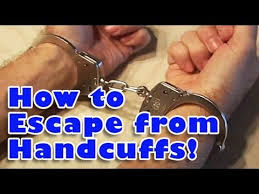 How to Escape from <b>Handcuffs</b>! - YouTube