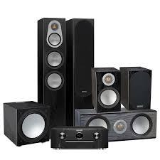 <b>Комплект домашнего кинотеатра</b> PULT.RU №136 (<b>Monitor</b> Audio ...