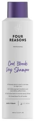 Four Reasons сухой <b>шампунь Cool Blonde</b>, 250 мл — купить по ...