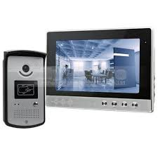<b>7 INCH Wired Video</b> Door Phone, Rs 4000 /piece, Magnum ...