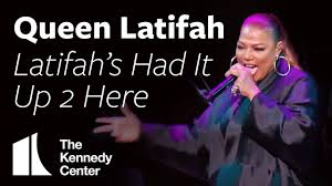 "<b>Queen Latifah</b> - ""Latifah's Had It Up 2 Here"" 