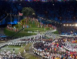 2012 Summer Olympics opening ceremony