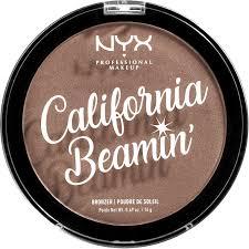 Пудра-<b>бронзер</b> для лица и тела - <b>NYX Professional Makeup</b> ...