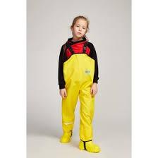 <b>Полукомбинезон детский</b>, <b>непромокаемый</b>, цвет жёлтый ...