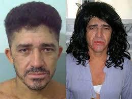 Ronaldo Silva wollte als Frau verkleidet aus dem Gefängnis fliehen. Zvg - Ronaldo-Silva