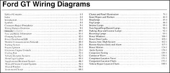 wiring diagram 2006 ford mustang the wiring diagram 2006 ford gt wiring diagram manual original wiring diagram