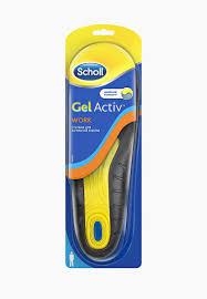 <b>Стельки</b> Scholl Scholl GelActiv <b>Work Стельки для активной</b> ...