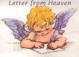 Image result for letters from heaven