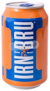 <b>Напиток газированный Irn-Bru</b> 0.33 л, металлическая банка ...