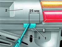 Audi 100 | Замена задней <b>декоративной накладки</b> с нишей под ...
