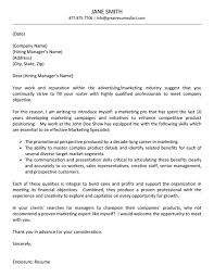 advertising cover letter example retail cover letter examples