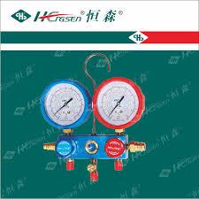 "China Dual <b>R12</b>, <b>R134A Auto</b> AC Manifold Gauge Sets (1/4""SAE ..."