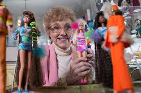 Meet <b>Barbie's fashion</b> designer