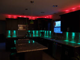 awesome purple cute design led breathtaking modern kitchen lighting options