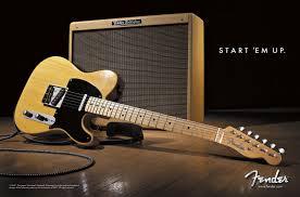 Sejarah Fender Telecaster - CANA Gitar Custom