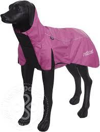 Купить <b>Дождевик для собак Rukka</b> Wave raincoat розовый 55см с ...