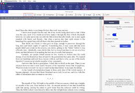 super easy way how to convert pdf to word on mac step 2 convert a scanned pdf to word on mac