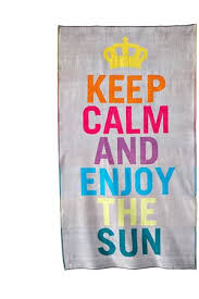 <b>Пляжное полотенце</b>, 420 г/м², Obidos <b>La Redoute</b> купить за 2699 ...