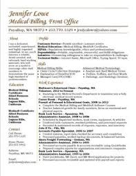 use this as a sample resume medical billing resume format for medical transcriptionist