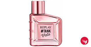 <b>Tank Plate for</b> Her <b>Replay</b> perfume - a new fragrance for women 2018