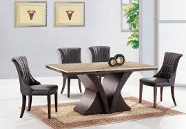 Marble Dining Room Sets Marble Dining Table Set