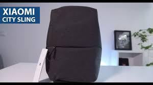<b>Xiaomi City Sling Bag</b> Review - YouTube