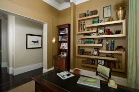 inspiring home office shelves with creative and atractive design add home office