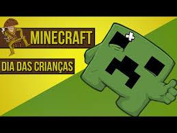 Resultado de imagem para Especial dia das crianças Minecraft