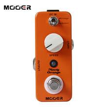 Mooer Ninety <b>Orange</b> Phaser <b>педаль</b> гитарные <b>эффекты</b> полная ...
