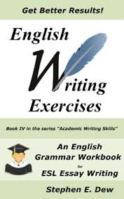 english writing exercises for international students  an english