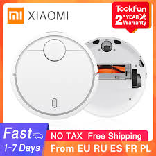 2021 <b>XIAOMI Original MIJIA</b> Robot Vacuum Cleaner for Home ...